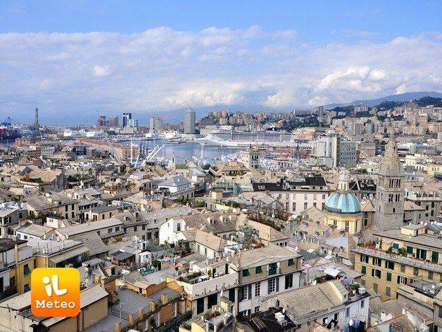 Meteo Genova