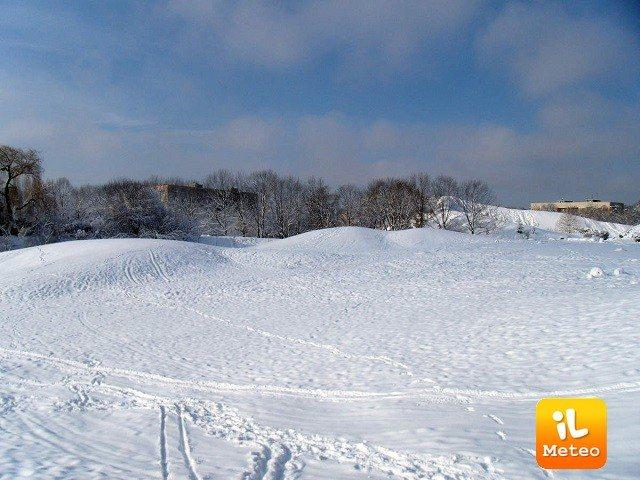 Meteo PASSO RESIA 28/01/2021: neve oggi e nei prossimi giorni