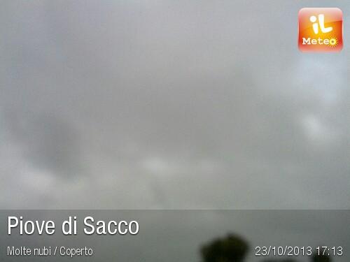 Foto meteo piove di sacco piove di sacco ore 17 13 - Mercatino piove di sacco ...