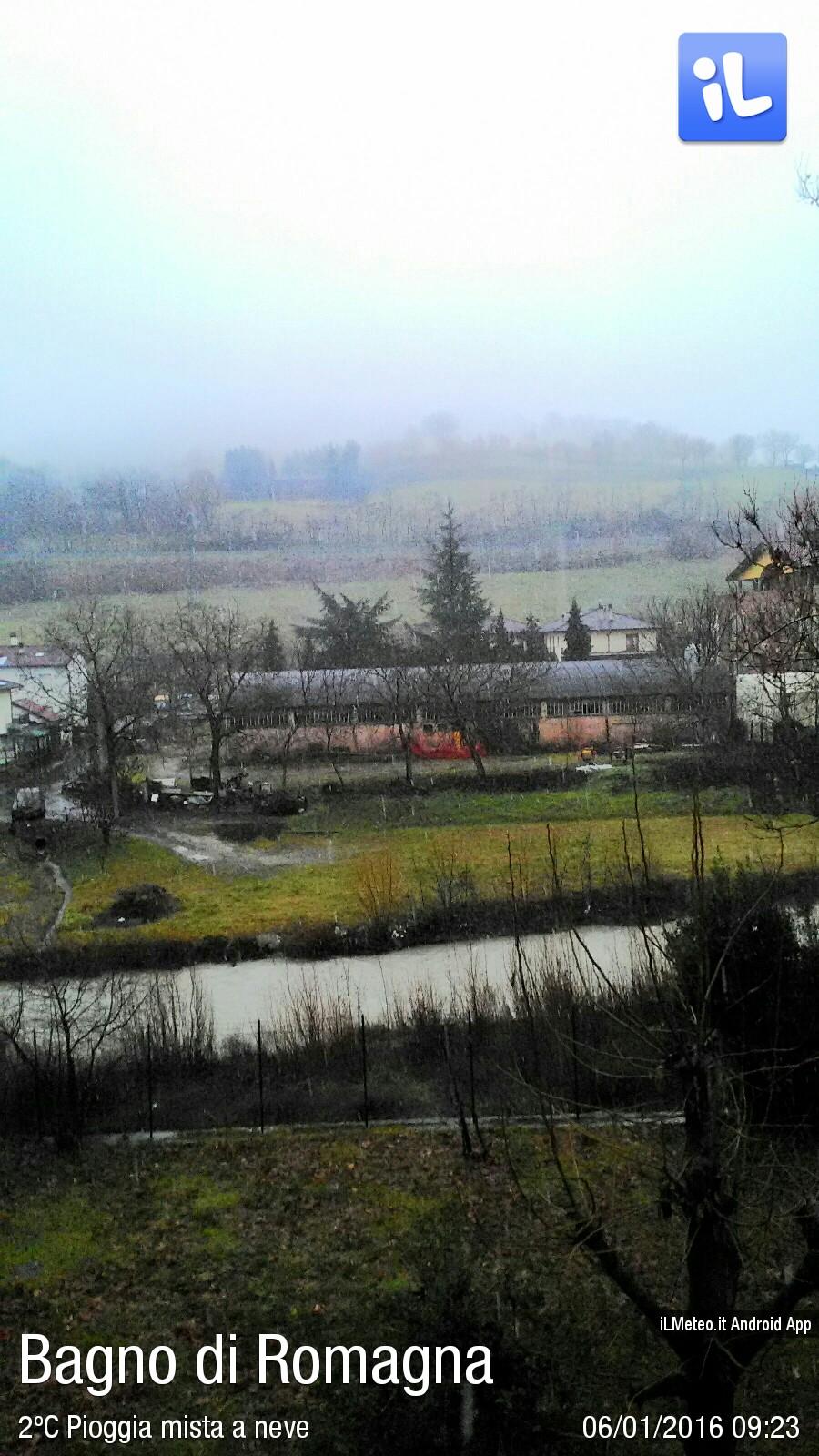 Foto meteo - Bagno di Romagna - Bagno di Romagna ore 9:23 » ILMETEO.it