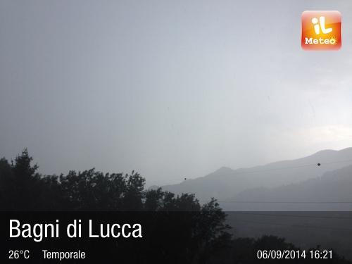 Foto meteo - Bagni di Lucca - Bagni di Lucca ore 16:21 » ILMETEO.it