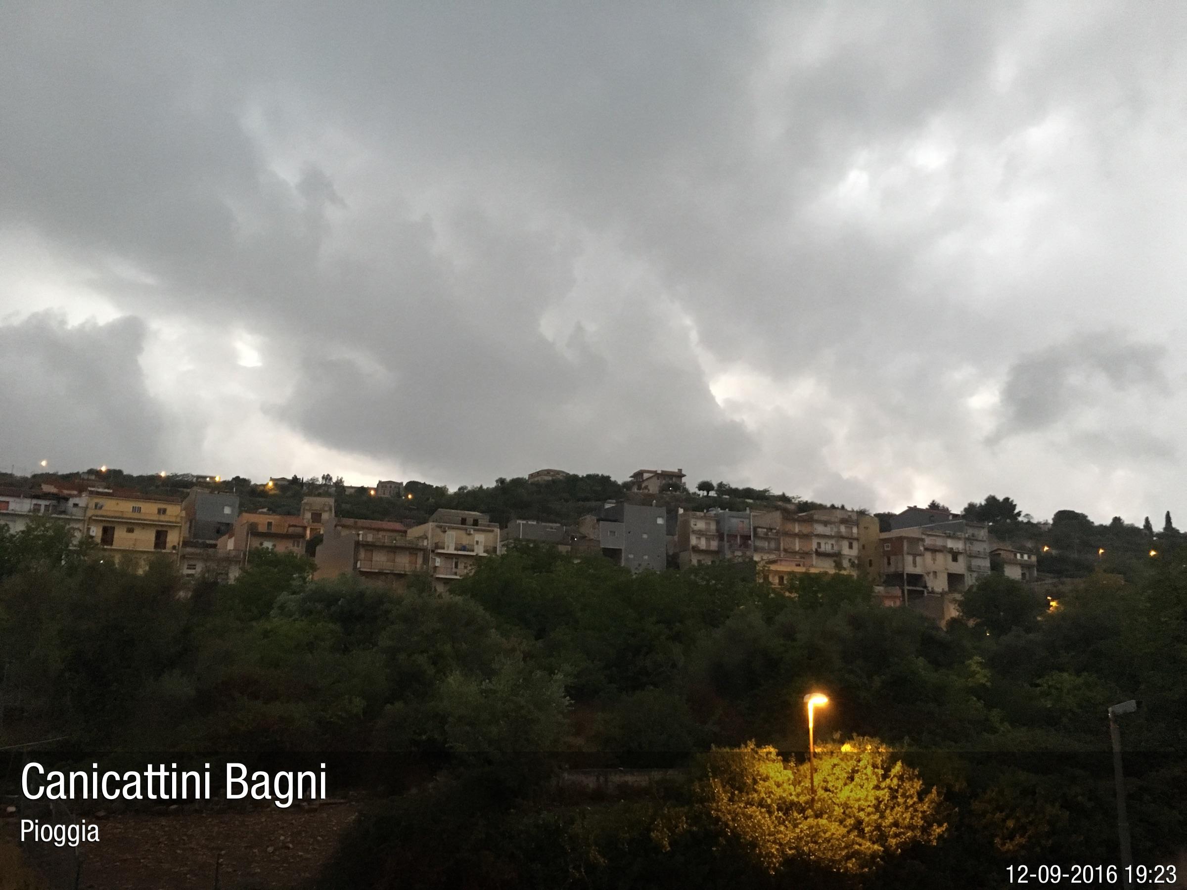 Foto meteo - Canicattini Bagni - Canicattini Bagni ore 19:24 ...
