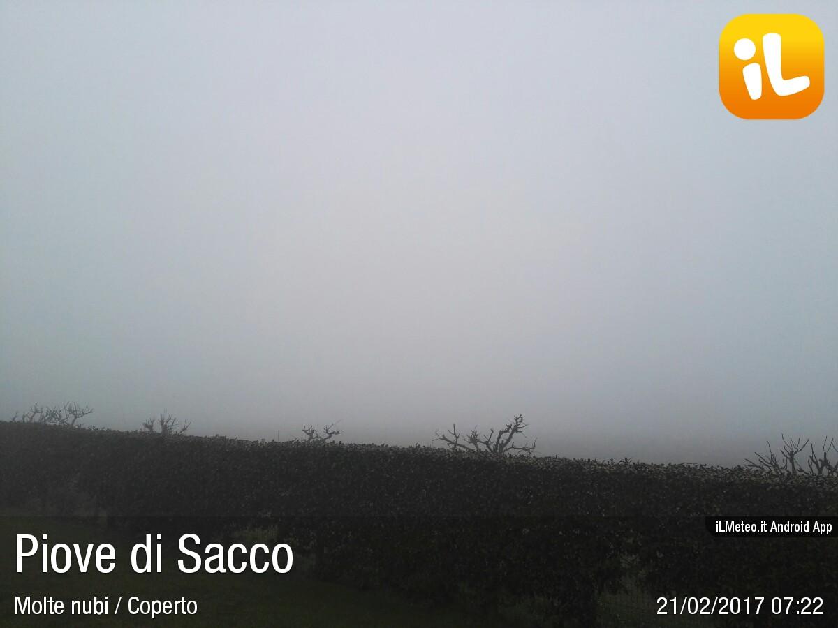 Foto meteo piove di sacco piove di sacco ore 7 22 - Mercatino piove di sacco ...
