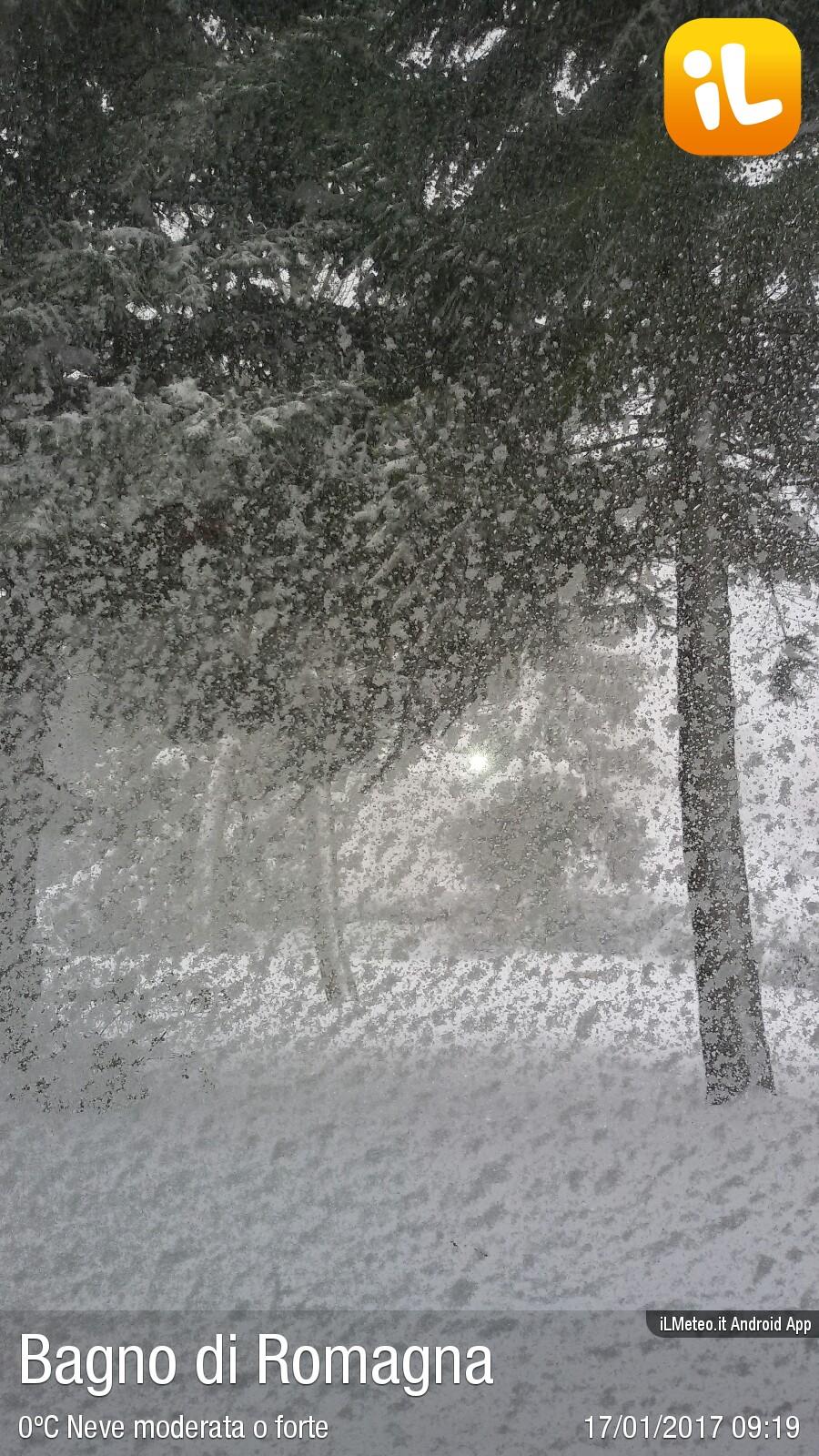 Foto meteo bagno di romagna bagno di romagna ore 9 19 - Meteo it bagno di romagna ...