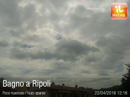 Foto meteo - Bagno a Ripoli - Bagno a Ripoli ore 12:16 » ILMETEO.it