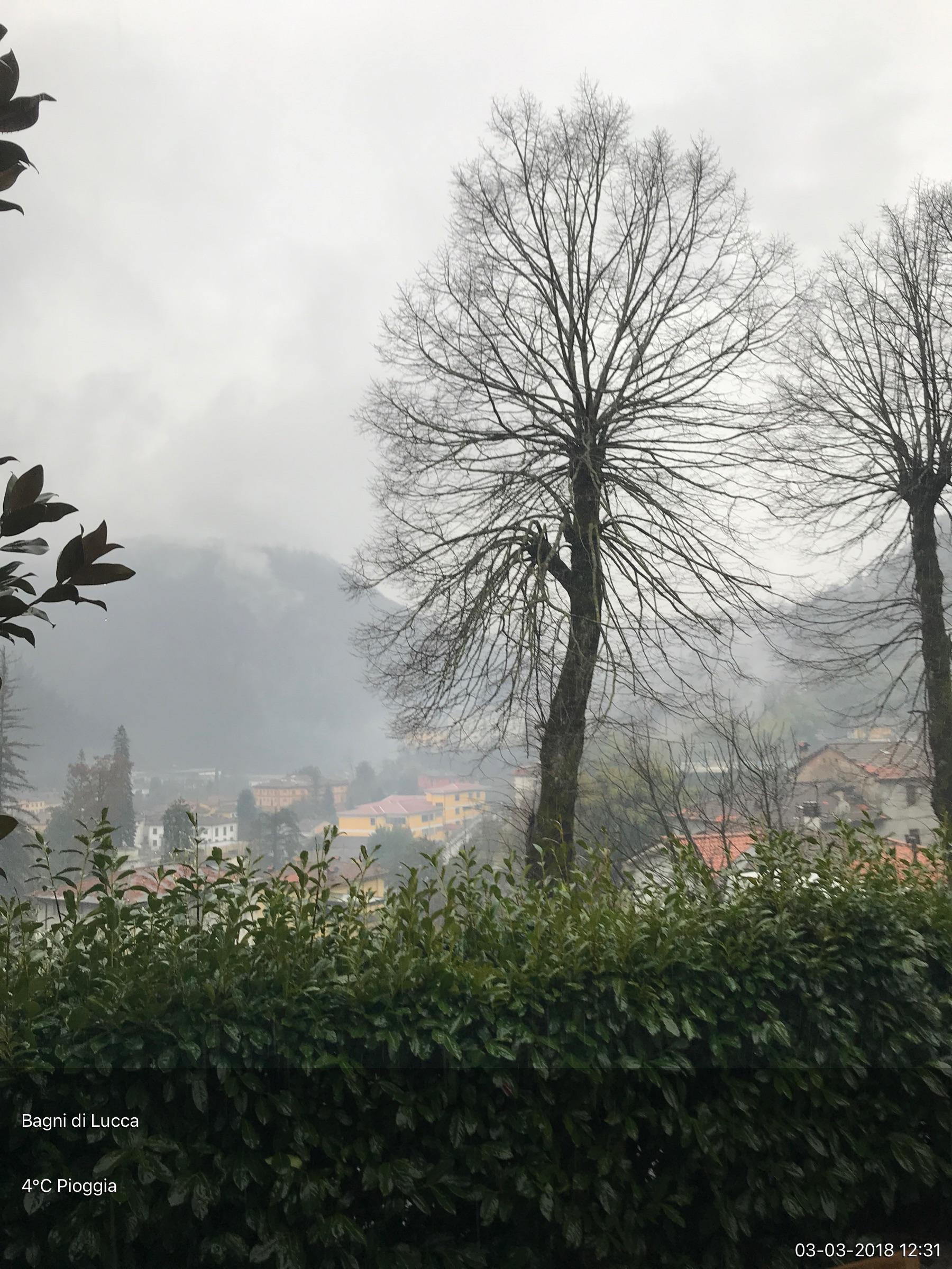 Foto meteo - Bagni di Lucca - Bagni di Lucca ore 12:31 » ILMETEO.it