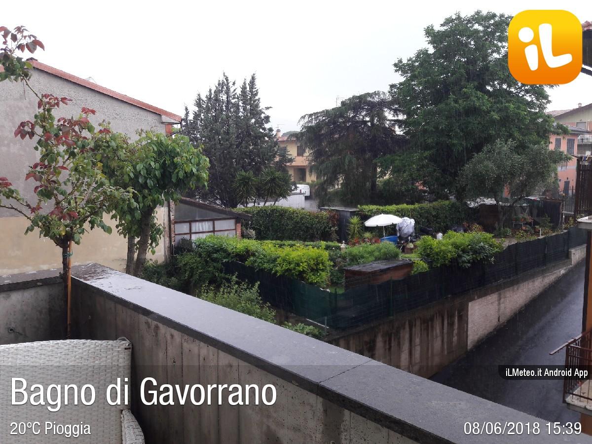 Foto meteo - Bagno di Gavorrano - Bagno di Gavorrano ore 15:39 ...