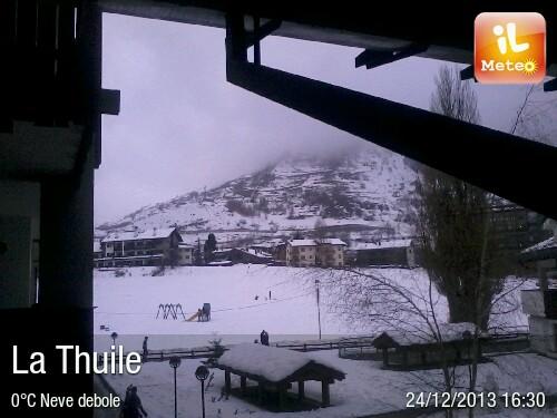 Foto meteo - La Thuile - La Thuile ore 16:29 » ILMETEO.it