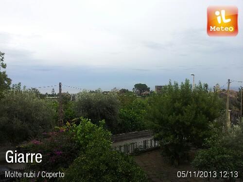 Foto Meteo Giarre Giarre Ore 1213 Ilmeteoit