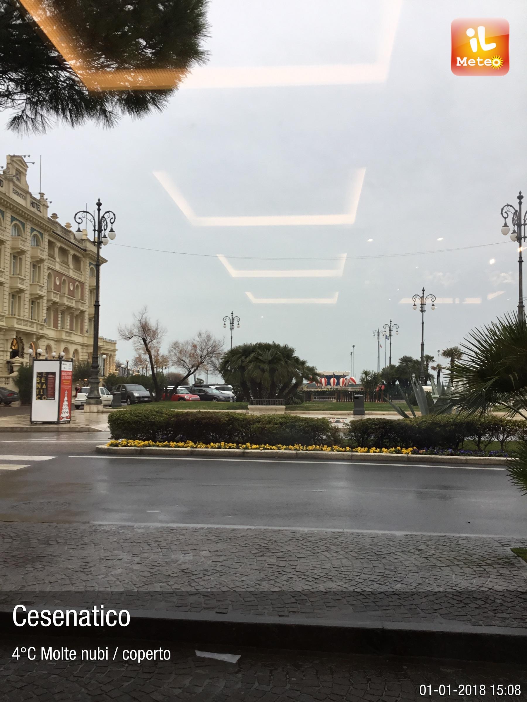 Foto meteo - Cesenatico - Cesenatico ore 15:08 » ILMETEO.it