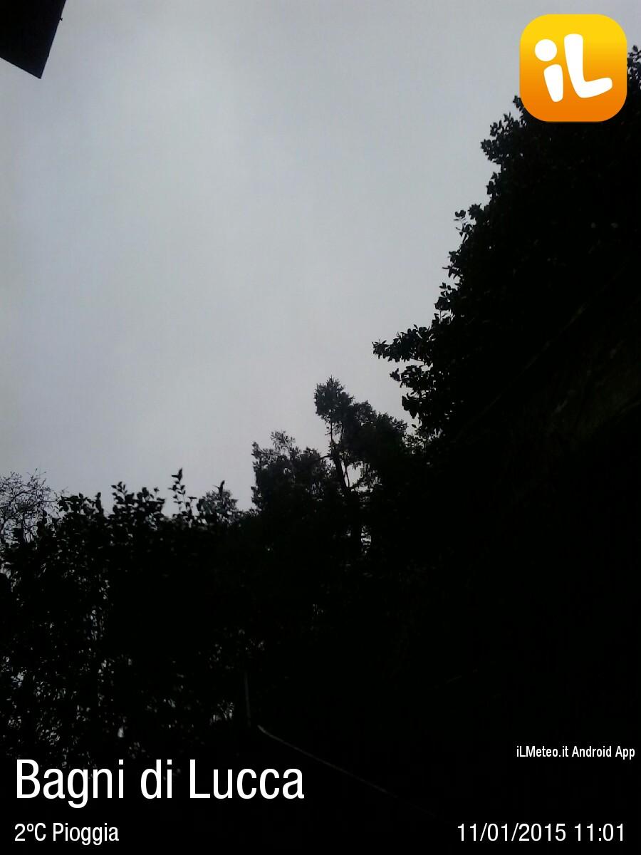 Foto meteo - Bagni di Lucca - Bagni di Lucca ore 11:02 » ILMETEO.it