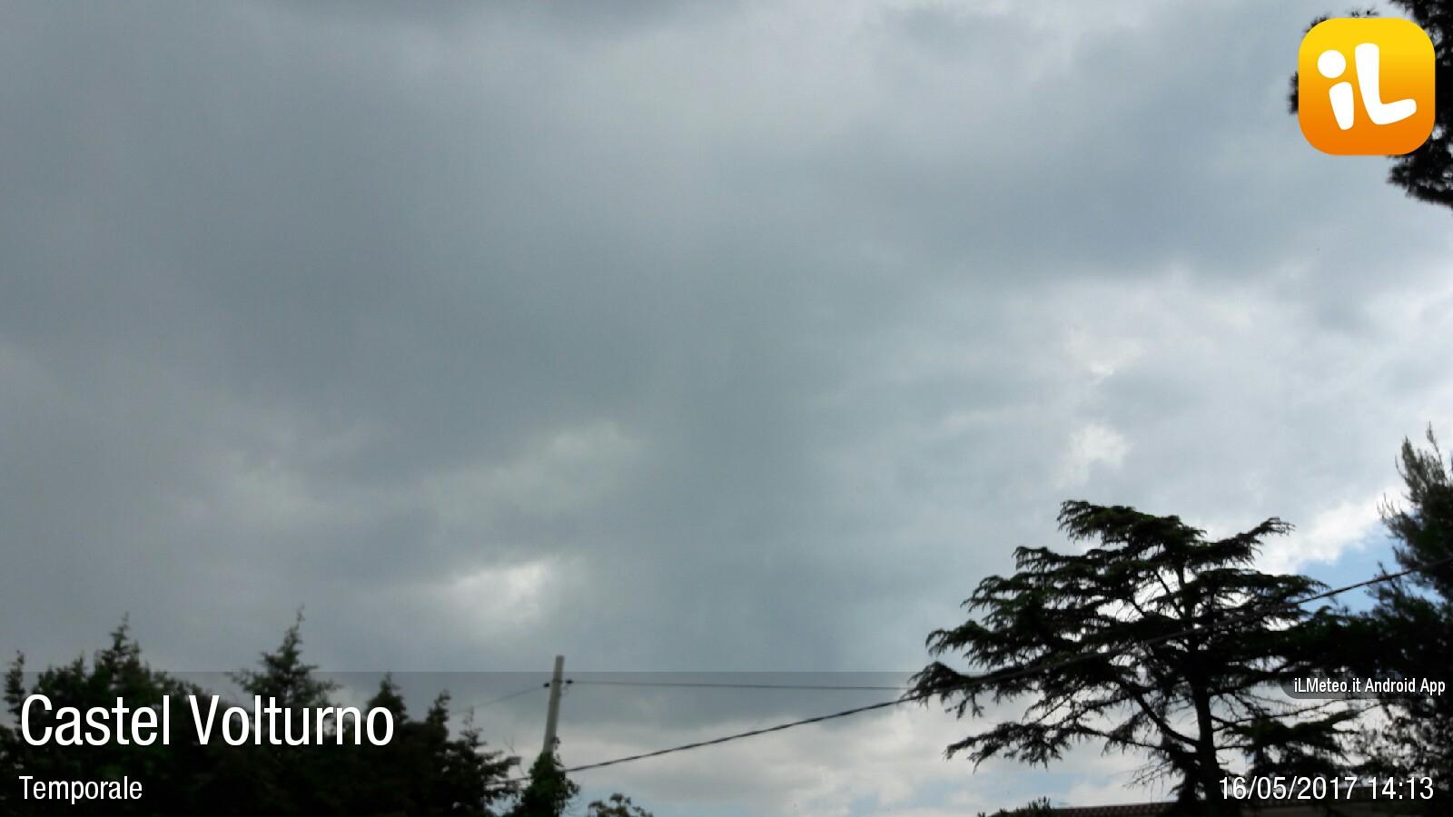 Foto meteo - Castel Volturno - Castel Volturno ore 14:13 » ILMETEO.it