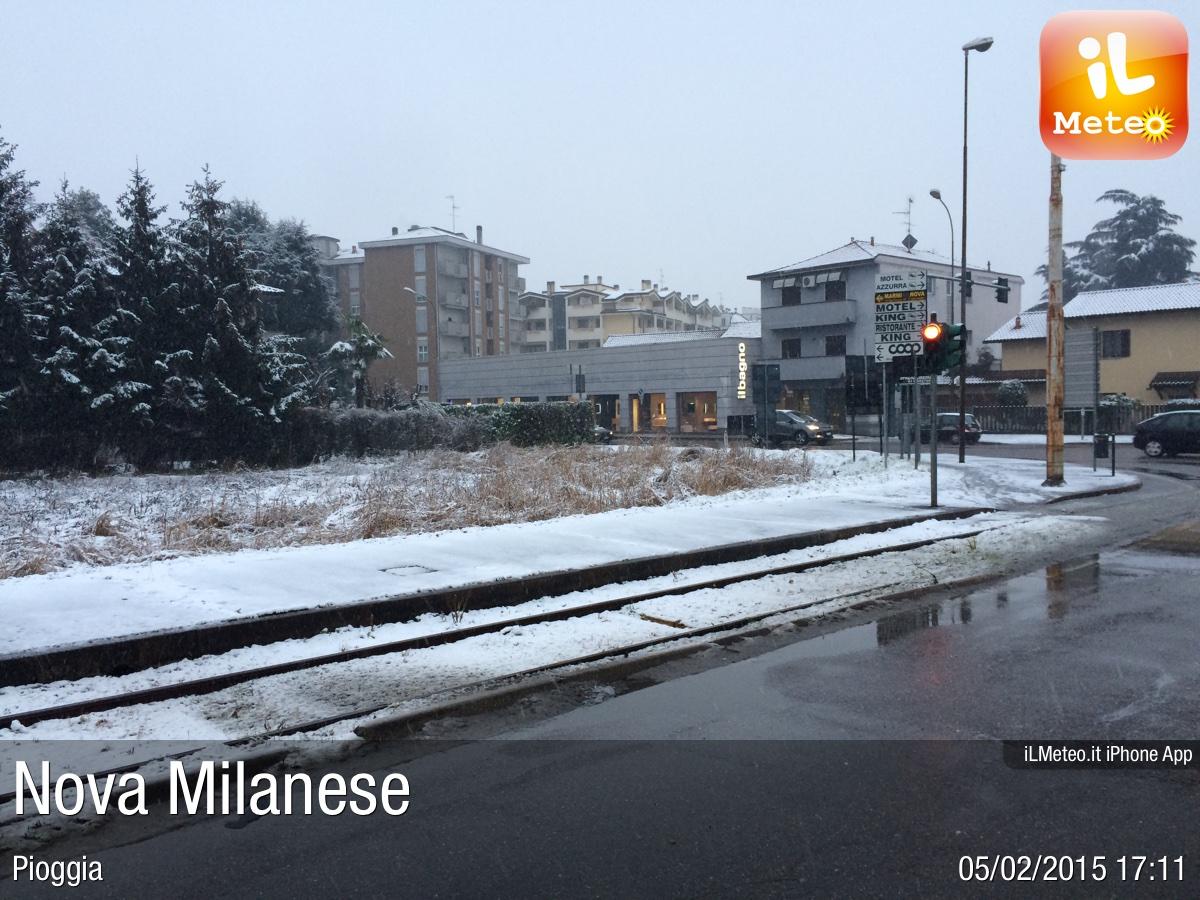 Il Bagno Nova Milanese.Foto Meteo Nova Milanese Nova Milanese Ore 17 11 Il Meteo