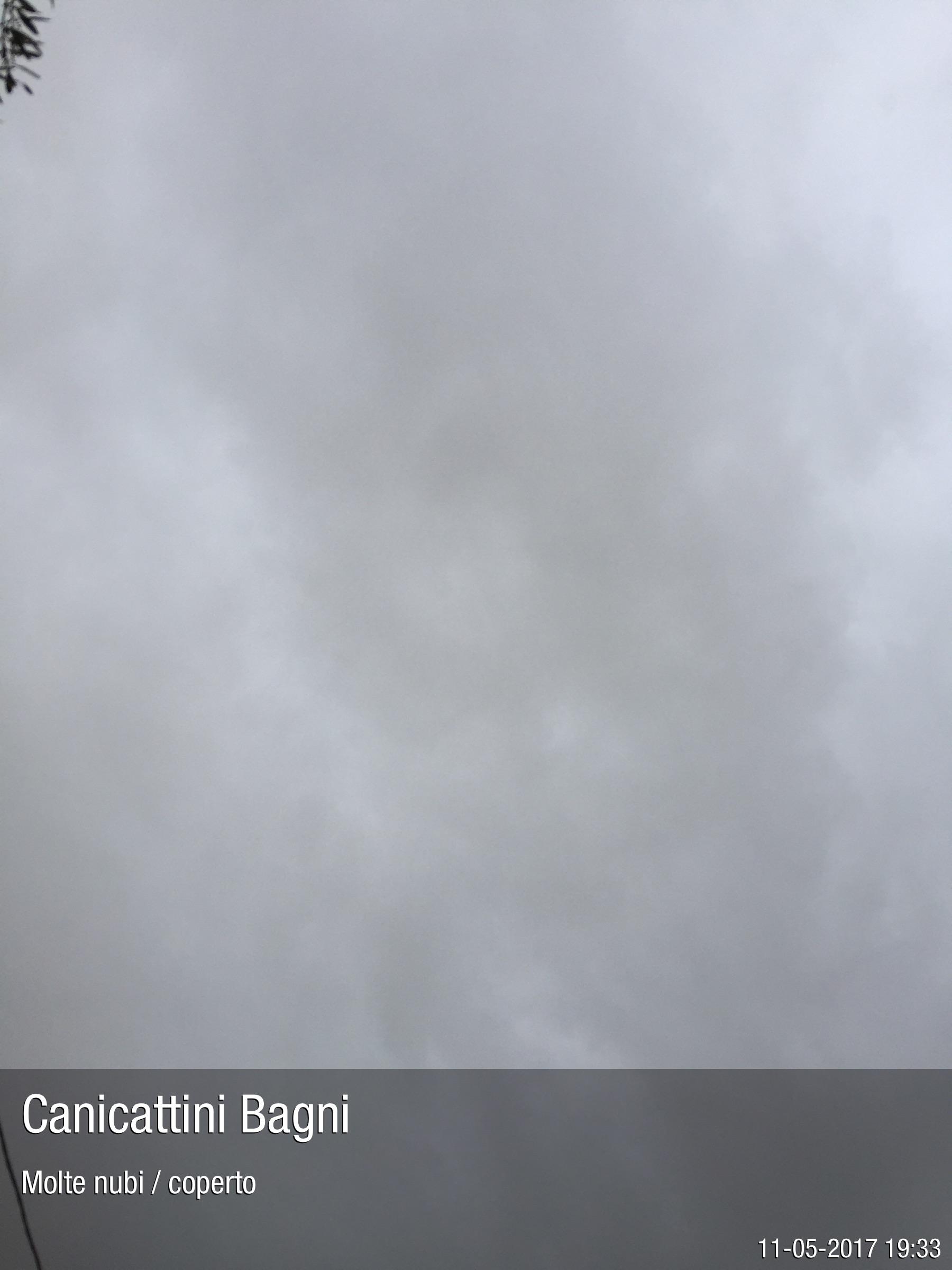 Foto meteo - Canicattini Bagni - Canicattini Bagni ore 19:33 ...