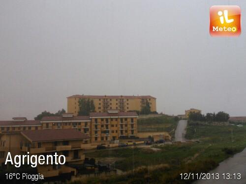 Foto meteo agrigento agrigento ore 13 13 for Meteo palma di montechiaro