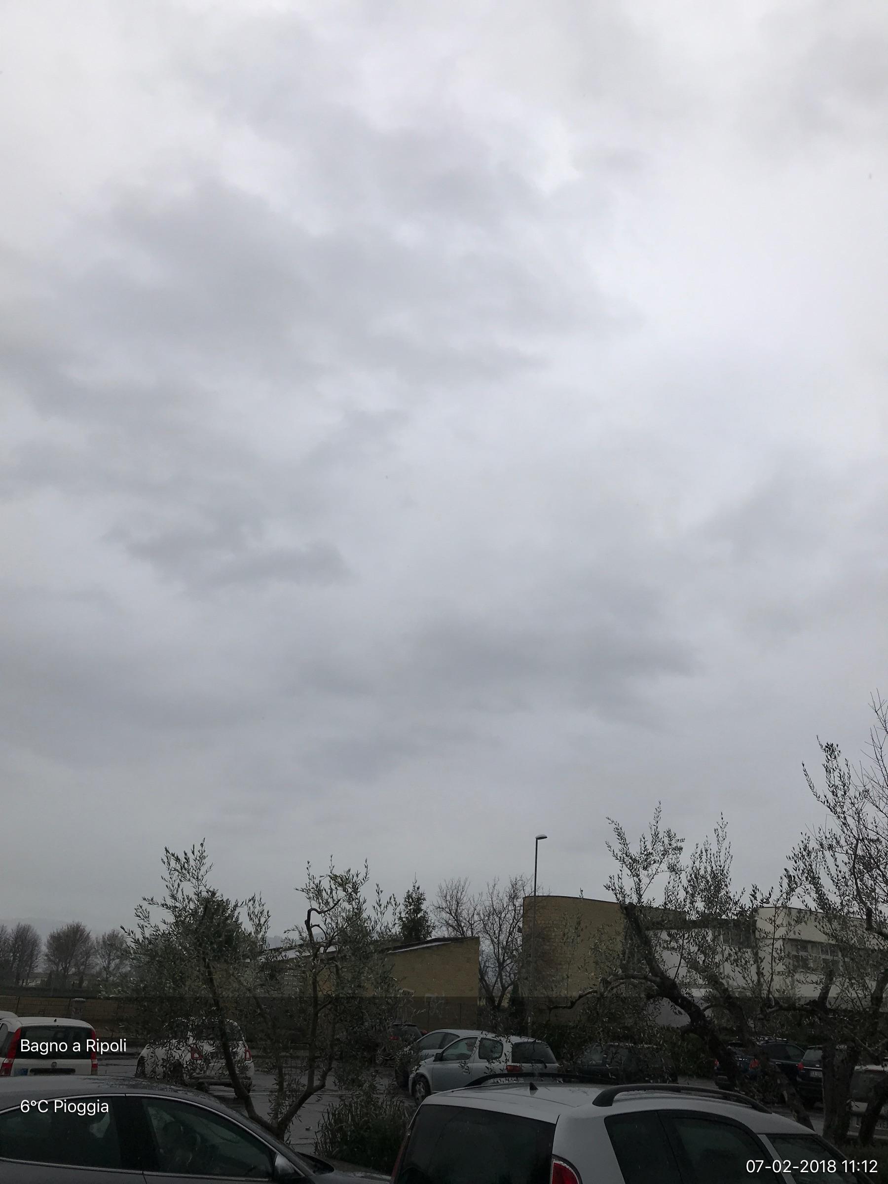 Foto meteo - Bagno a Ripoli - Bagno a Ripoli ore 11:12 » ILMETEO.it