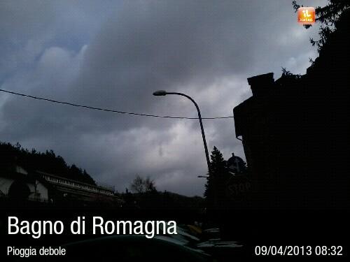 Foto meteo - Bagno di Romagna - Bagno di Romagna ore 8:31 » ILMETEO.it