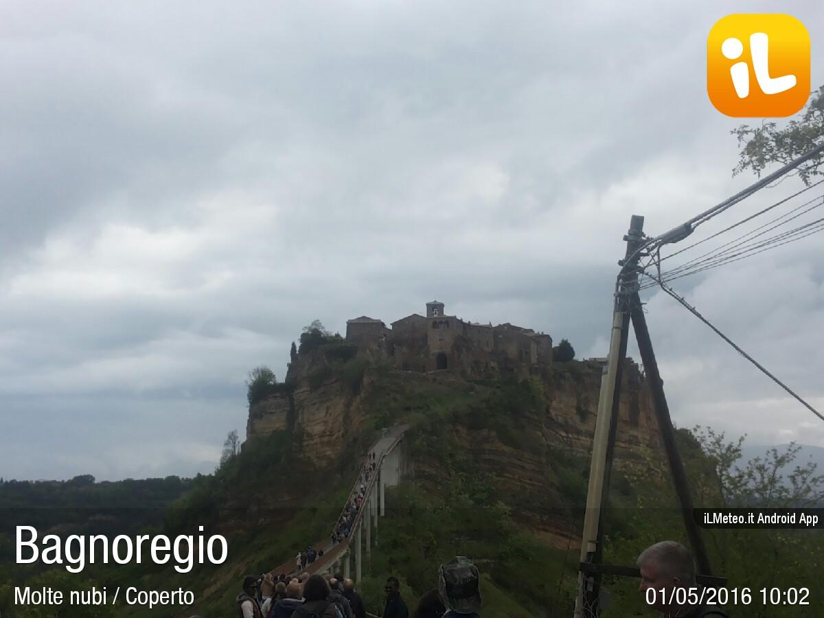 Foto Meteo Bagnoregio Bagnoregio Ore 10 03 Ilmeteo It