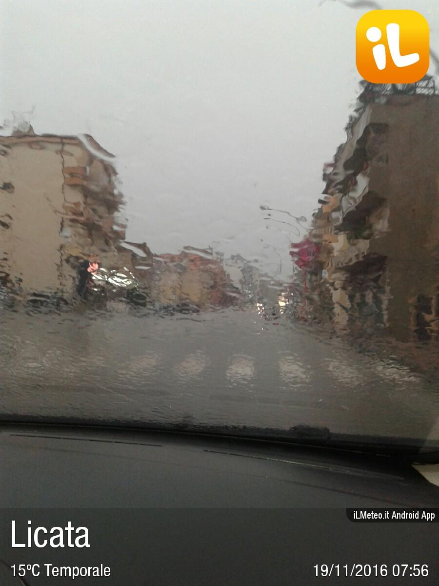 Foto meteo licata licata ore 7 57 for Meteo palma di montechiaro