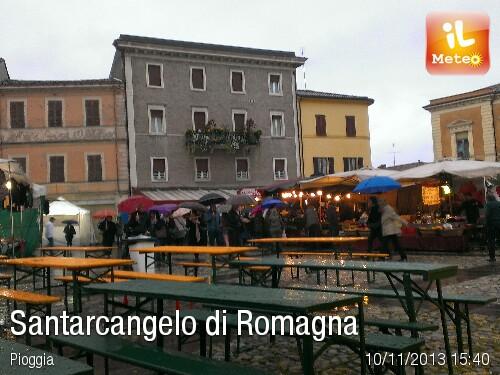 Foto meteo santarcangelo di romagna santarcangelo di romagna ore 15 39 - Meteo it bagno di romagna ...