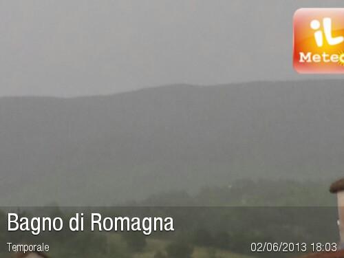 Foto meteo bagno di romagna bagno di romagna ore 18 03 - Meteo it bagno di romagna ...