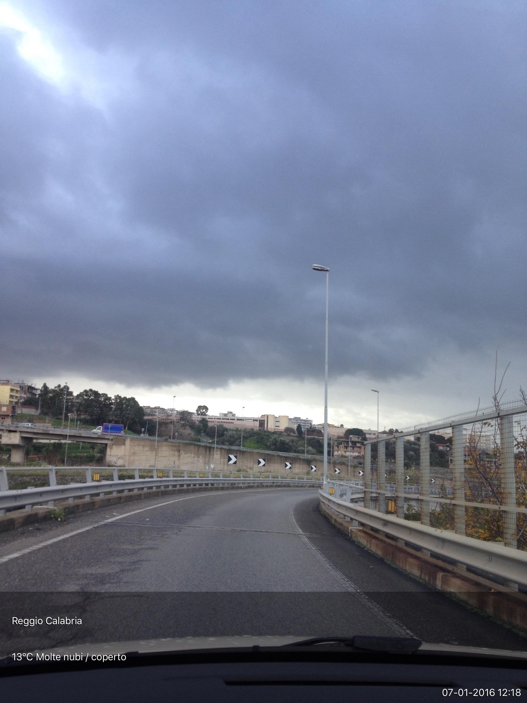 Foto meteo - Reggio Calabria - Reggio Calabria ore 12:18 » ILMETEO.it