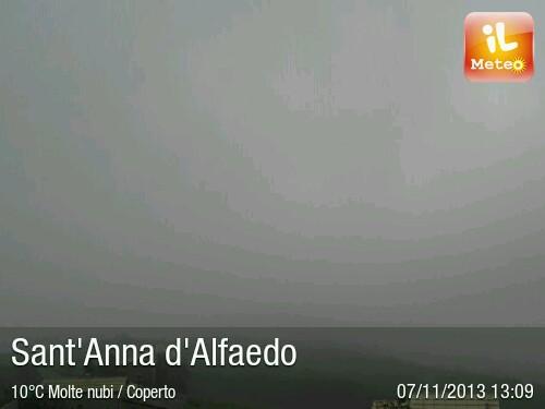 foto meteo   sant anna d alfaedo   sant anna d alfaedo ore