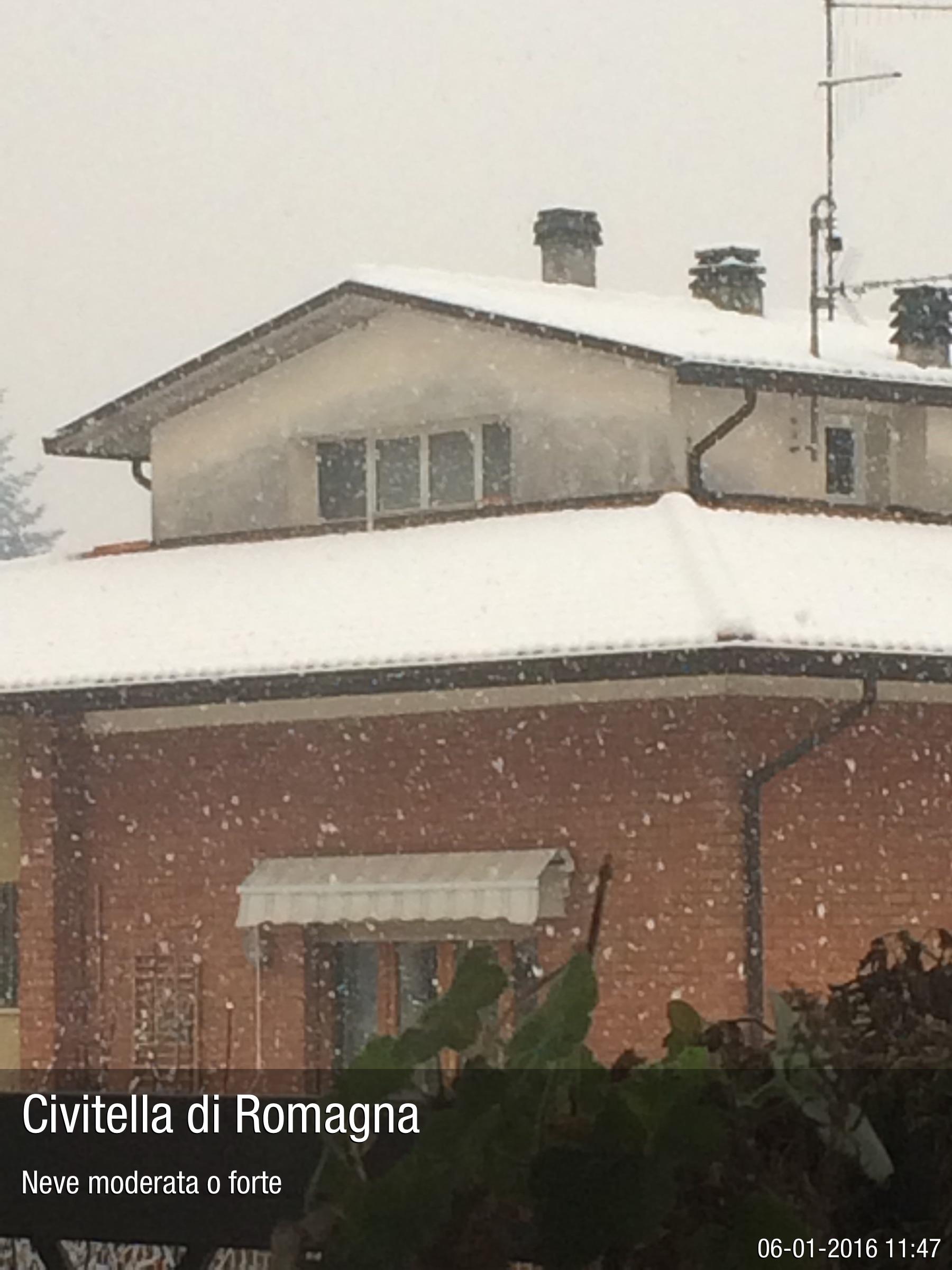 Foto meteo - Civitella di Romagna - Civitella di Romagna ore 11:47 ...