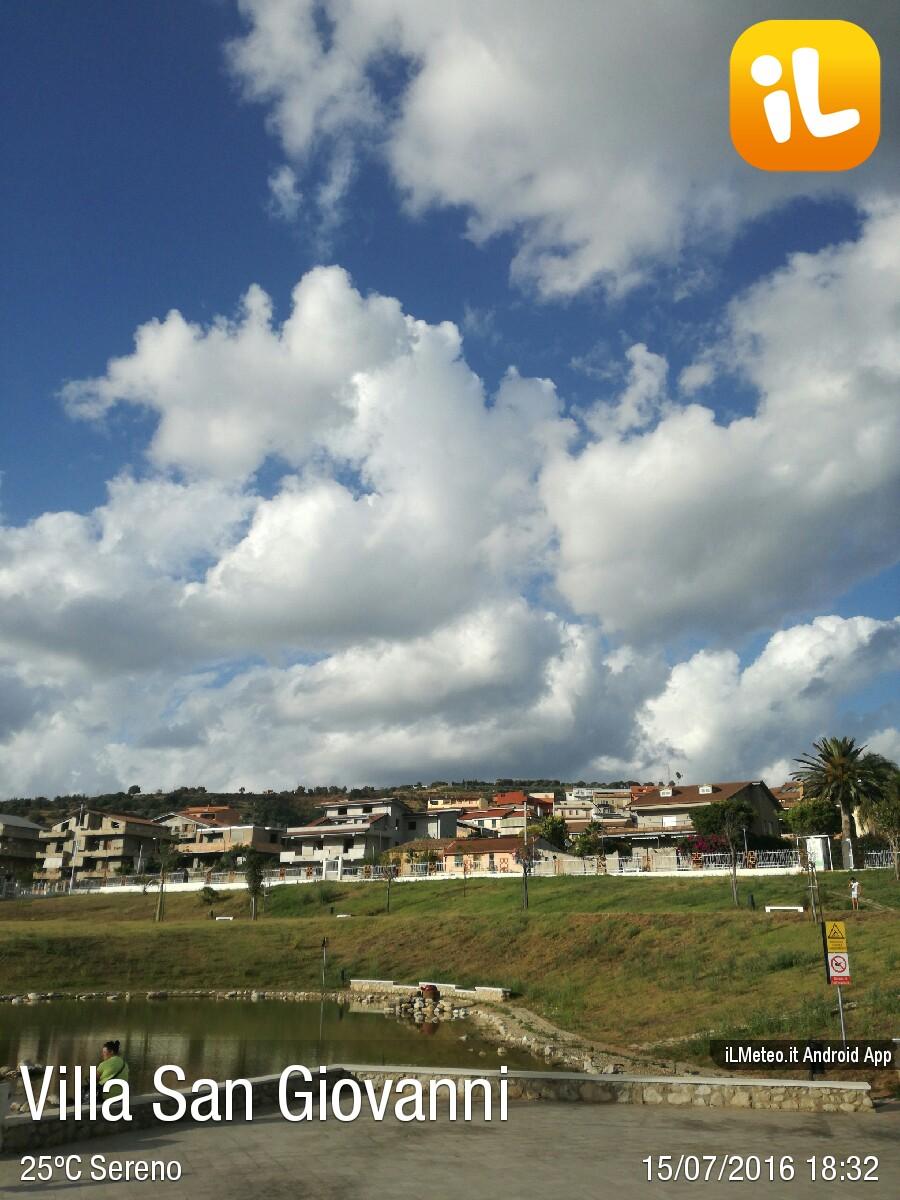 Panorama Villa San Giovanni Rc
