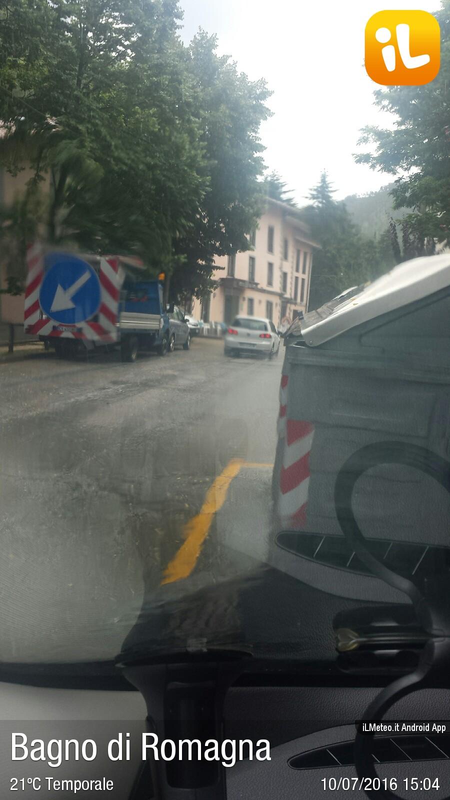 Foto meteo bagno di romagna bagno di romagna ore 15 04 - Meteo it bagno di romagna ...