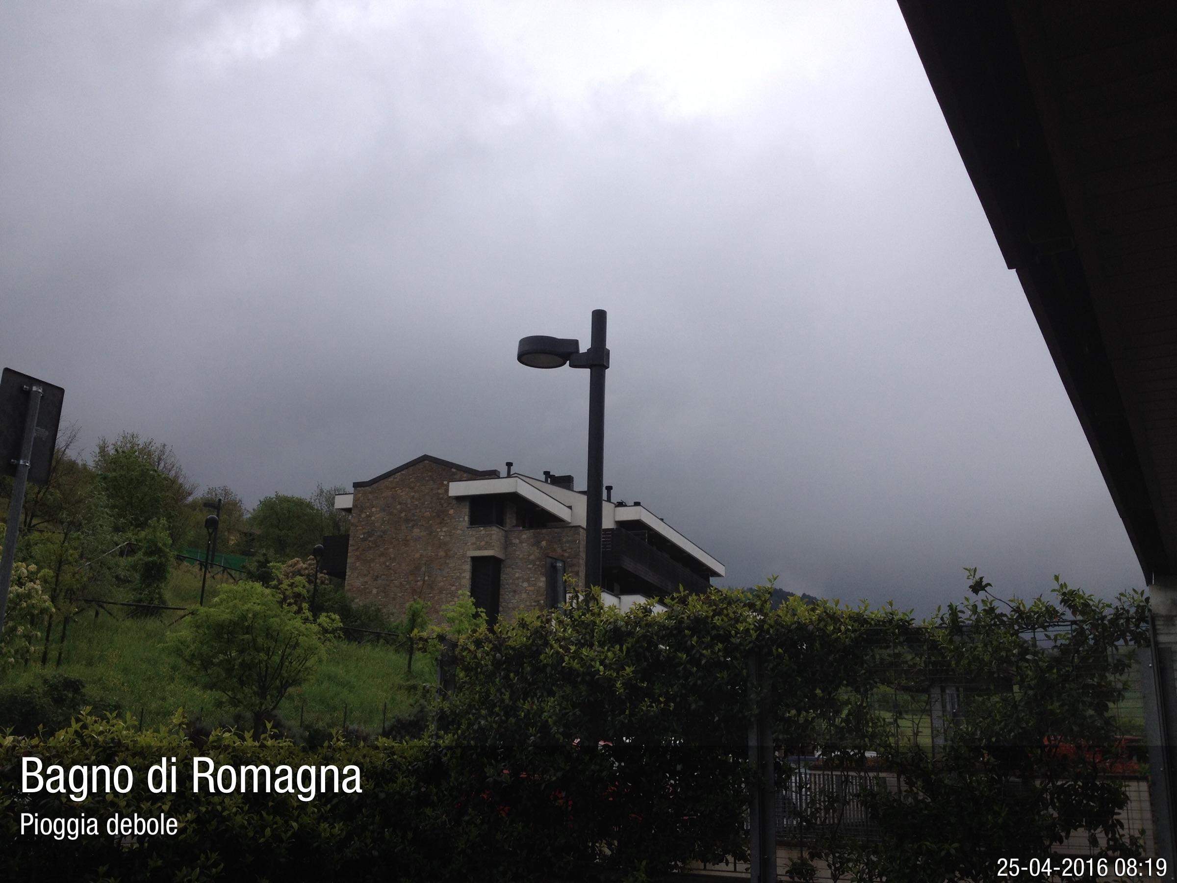 Foto meteo - Bagno di Romagna - Bagno di Romagna ore 8:19 » ILMETEO.it