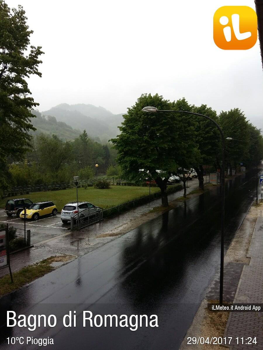 Foto meteo - Bagno di Romagna - Bagno di Romagna ore 11:24 ...