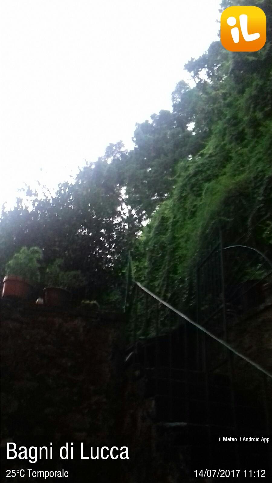 Foto meteo - Bagni di Lucca - Bagni di Lucca ore 11:12 » ILMETEO.it