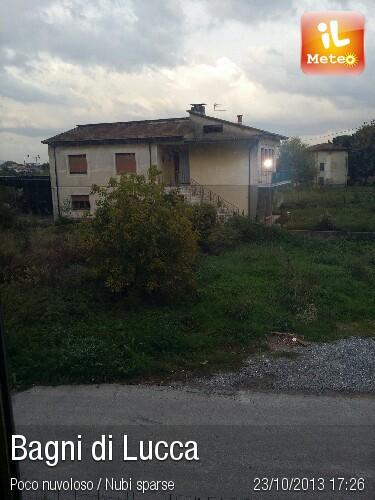 Foto meteo - Bagni di Lucca - Bagni di Lucca ore 17:27 » ILMETEO.it