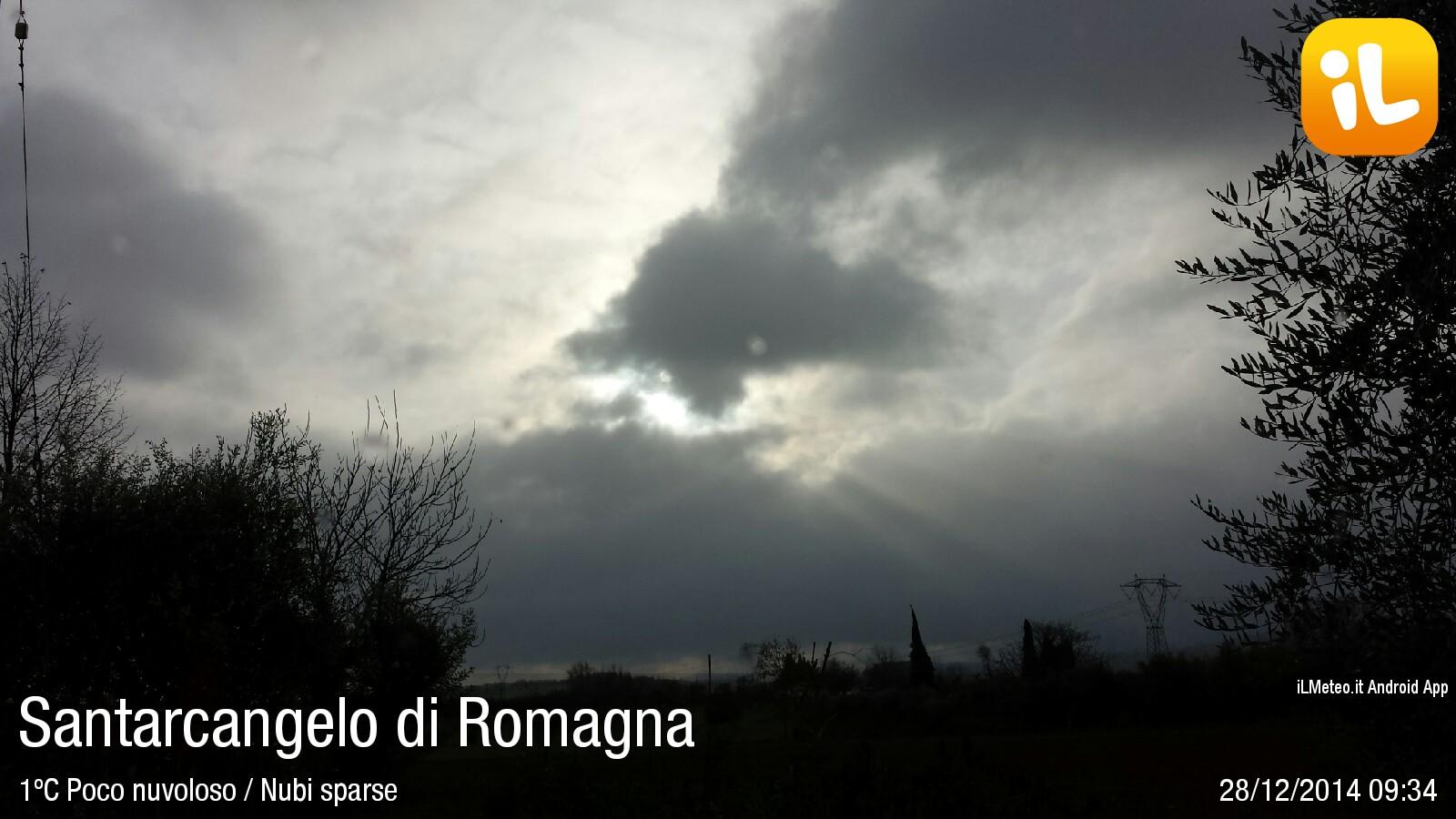 Foto meteo santarcangelo di romagna santarcangelo di - Il meteo bagno di romagna ...