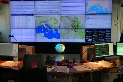 Cronaca - Abruzzo, scossa 3.7 richter, no danni