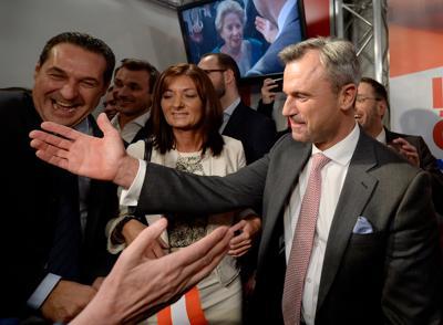 Austria, leader estrema destra: