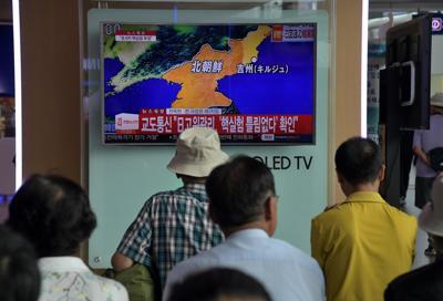 Corea del Nord, test atomico provoca terremoto: sale la tensione