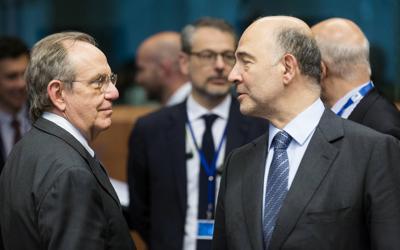 Manovra Italia arriva alla Ue, deficit al 2,3%
