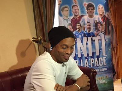 Ronaldinho Napoli, che peccato!