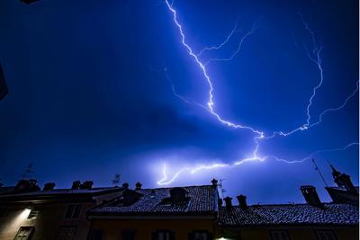 Maltempo, Protezione civile: in arrivo piogge e temporali al nord