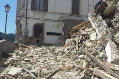 Arquata del Tronto distrutta, il sindaco: