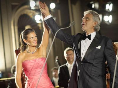Bocelli Il Boom Su Rai1 Dopo La Standing Ovation Del Madison Square Garden Italia