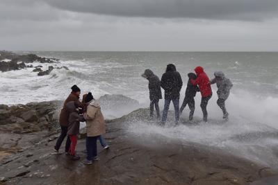 Francia: allerta per tempesta Eleanor