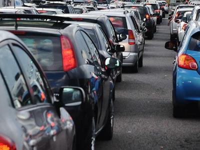 Weekend da bollino rosso, traffico in aumento sulle autostrade