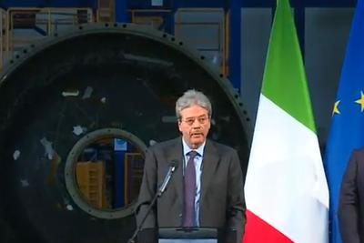 Gentiloni: lavoro da fare in Italia è tanto ma è possibile