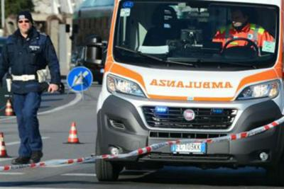 Incidente a Cesano, un motociclista muore decapitato