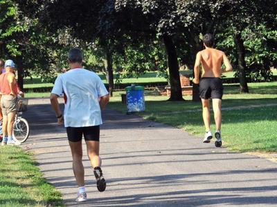 Salute: correre allunga la vita, un'ora ne 'regala' sette in piu'