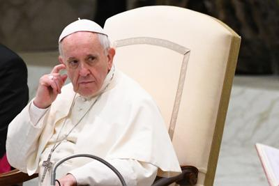 La rivelazione di Papa Francesco: