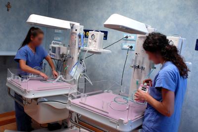 Rischio obesità per i bambini nati col cesareo